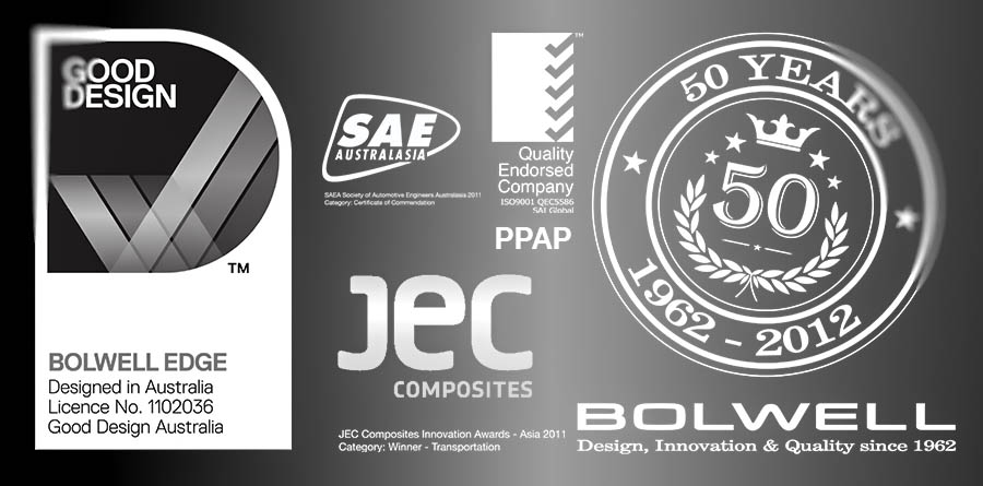 bolwell-awards-iso9001-sae-jec-good-design