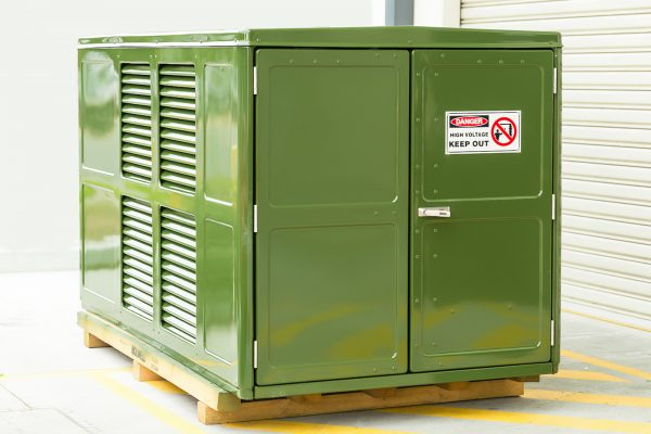 Electrical Enclosure 01